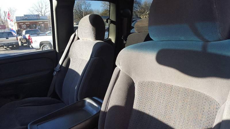 2004 GMC Sierra 1500 4dr Crew Cab SLE 4WD SB - Cameron MO