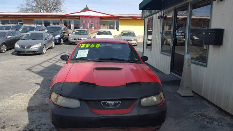 2001 Ford Mustang 2dr Coupe - Cameron MO