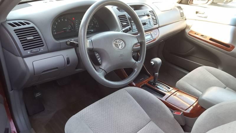 2002 Toyota Camry XLE 4dr Sedan - Cameron MO