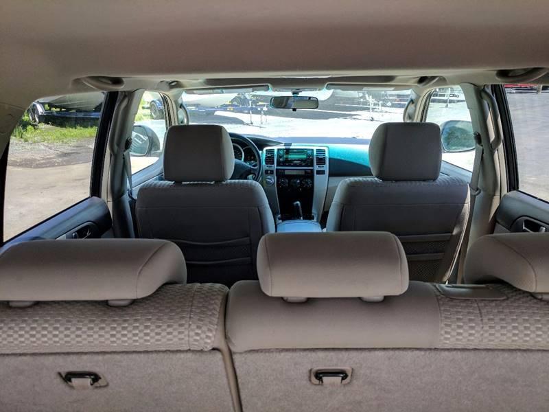2008 Toyota 4Runner 4x4 SR5 4dr SUV (4.0L V6) - Canandaigua NY