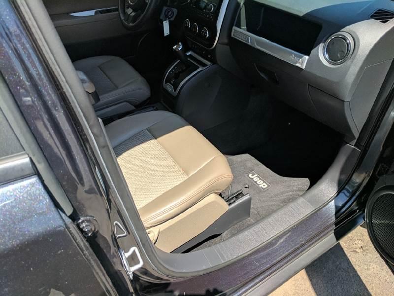 2014 Jeep Compass 4x4 Latitude 4dr SUV - Canandaigua NY