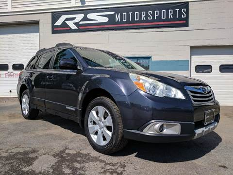 2010 Subaru Outback for sale at RS Motorsports, Inc. in Canandaigua NY