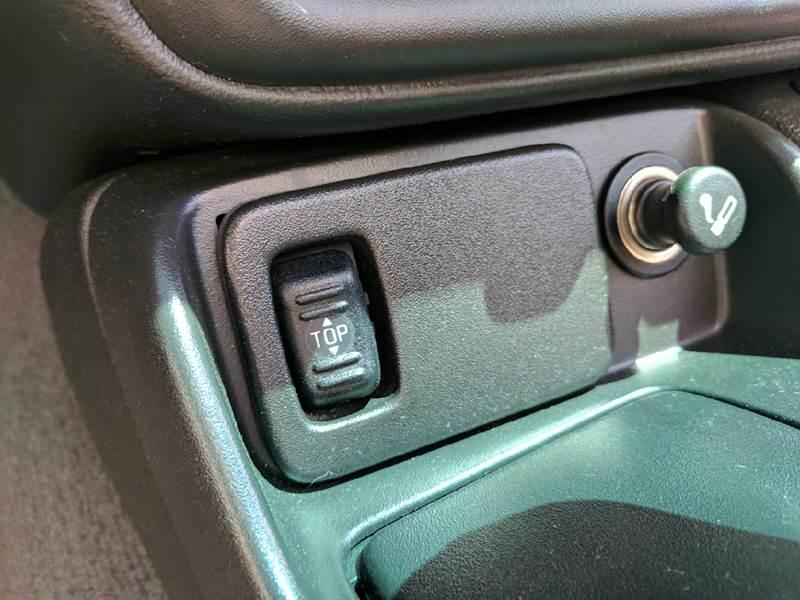 2002 Chevrolet Camaro Z28 2dr Convertible - Canandaigua NY