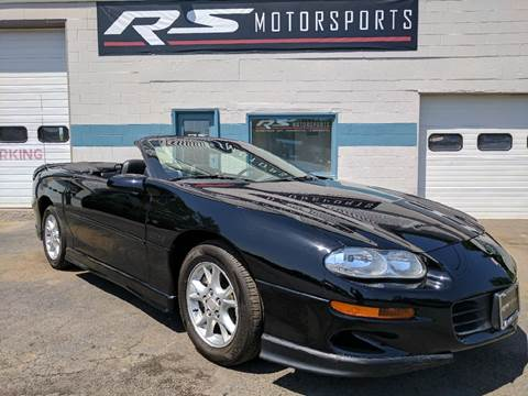 2002 Chevrolet Camaro for sale in Canandaigua, NY