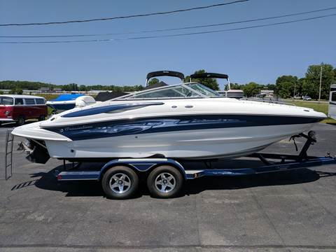 2006 Crownline 220 EX for sale at RS Motorsports, Inc. in Canandaigua NY