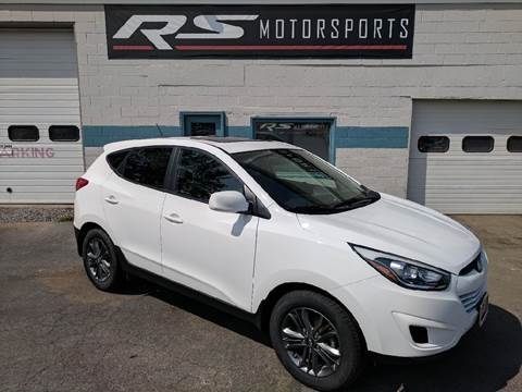 2015 Hyundai Tucson for sale at RS Motorsports, Inc. in Canandaigua NY