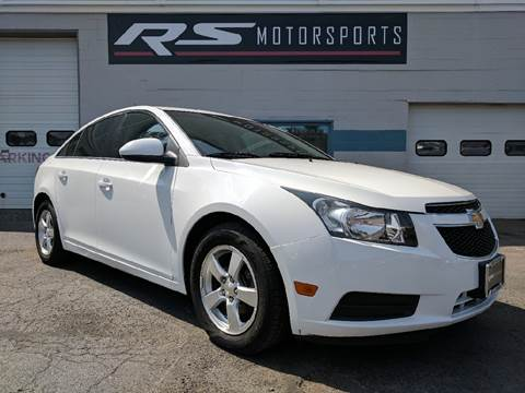 2011 Chevrolet Cruze for sale at RS Motorsports, Inc. in Canandaigua NY