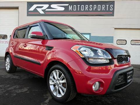 2012 Kia Soul for sale at RS Motorsports, Inc. in Canandaigua NY