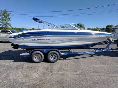 2012 Crownline 215 SS for sale at RS Motorsports, Inc. in Canandaigua NY
