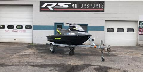 2015 Sea-Doo 215 GTX for sale in Canandaigua, NY