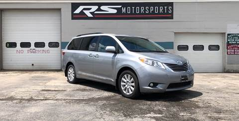 2017 Toyota Sienna for sale in Canandaigua, NY