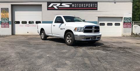 2016 RAM Ram Pickup 1500 for sale in Canandaigua, NY