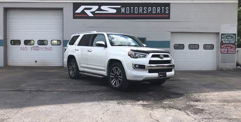 2015 Toyota 4Runner for sale in Canandaigua, NY