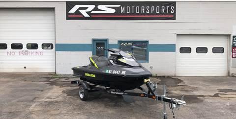2015 Sea-Doo 215 for sale in Canandaigua, NY