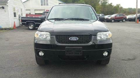 2007 Ford Escape for sale at RS Motorsports, Inc. in Canandaigua NY