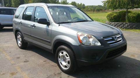 2006 Honda CR-V for sale at RS Motorsports, Inc. in Canandaigua NY