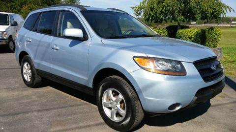 2008 Hyundai Santa Fe for sale at RS Motorsports, Inc. in Canandaigua NY