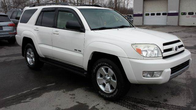 2004 Toyota 4Runner SR5 4WD 4dr SUV   Canandaigua NY
