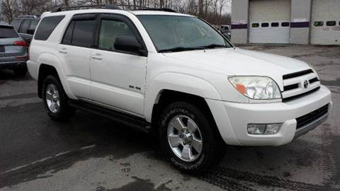 2004 Toyota 4Runner for sale at RS Motorsports, Inc. in Canandaigua NY
