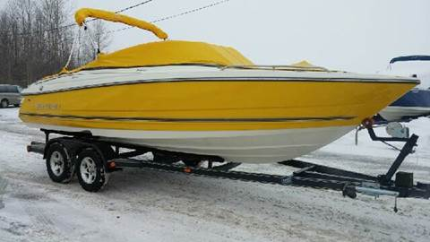 2007 Monterey 214 FS for sale at RS Motorsports, Inc. in Canandaigua NY
