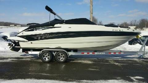2007 Crownline 240 LS for sale at RS Motorsports, Inc. in Canandaigua NY