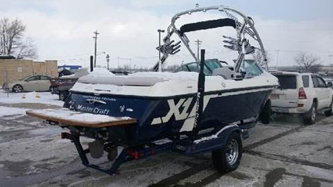 2007 Mastercraft X1 for sale at RS Motorsports, Inc. in Canandaigua NY