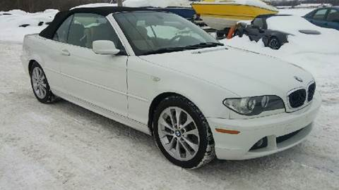 2006 BMW 3 Series for sale at RS Motorsports, Inc. in Canandaigua NY