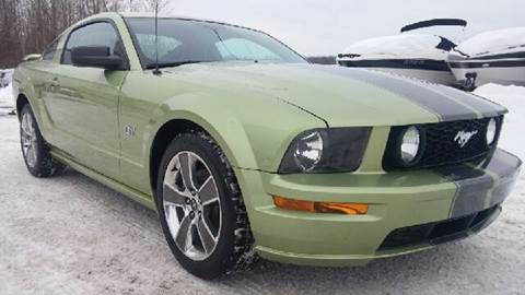 2005 Ford Mustang for sale at RS Motorsports, Inc. in Canandaigua NY