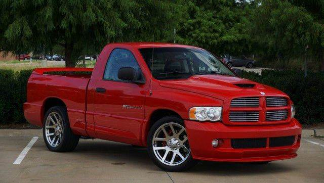 2004 Dodge Ram Pickup 1500 SRT-10 for sale at RS Motorsports, Inc. in Canandaigua NY