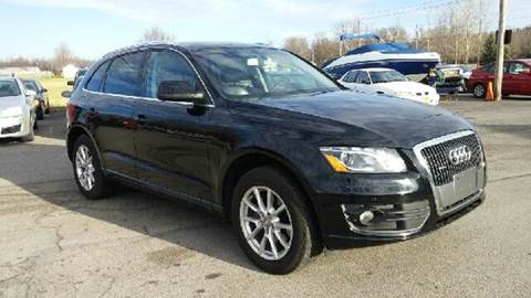 2011 Audi Q5 for sale at RS Motorsports, Inc. in Canandaigua NY