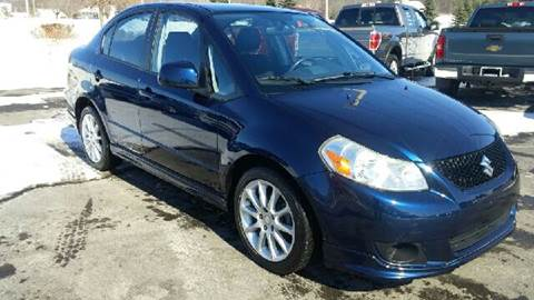 2009 Suzuki SX4 for sale at RS Motorsports, Inc. in Canandaigua NY