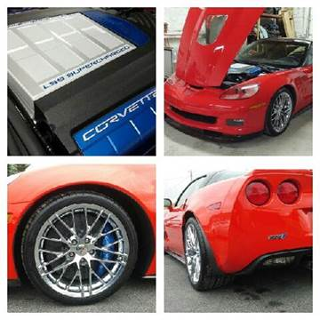 2010 Chevrolet Corvette for sale at RS Motorsports, Inc. in Canandaigua NY