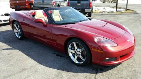 2008 Chevrolet Corvette for sale at RS Motorsports, Inc. in Canandaigua NY