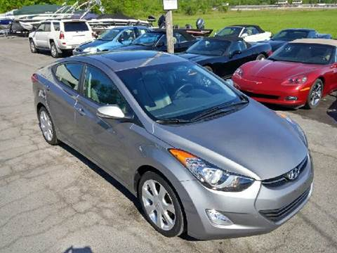 2012 Hyundai Elantra for sale at RS Motorsports, Inc. in Canandaigua NY