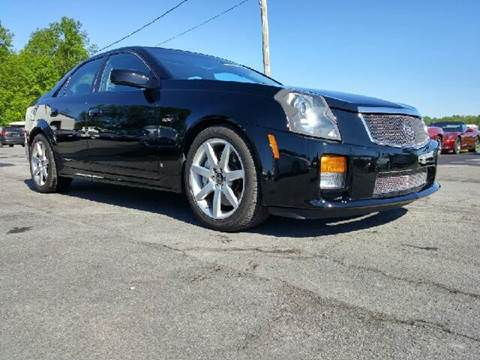 2007 Cadillac CTS-V for sale at RS Motorsports, Inc. in Canandaigua NY