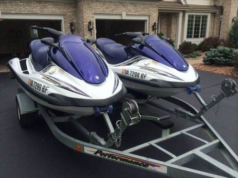 2005 Yamaha FX140 Waverunners for sale at RS Motorsports, Inc. in Canandaigua NY