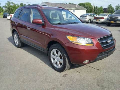 2009 Hyundai Santa Fe for sale at RS Motorsports, Inc. in Canandaigua NY