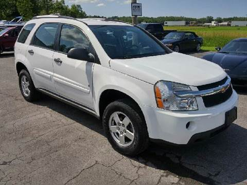 2008 Chevrolet Equinox for sale at RS Motorsports, Inc. in Canandaigua NY