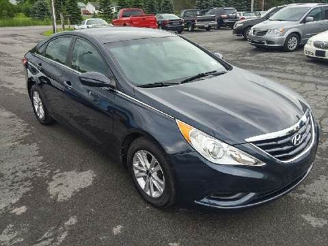 2011 Hyundai Sonata for sale at RS Motorsports, Inc. in Canandaigua NY
