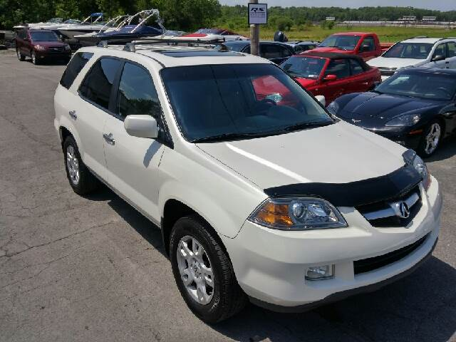 2006 Acura MDX for sale at RS Motorsports, Inc. in Canandaigua NY