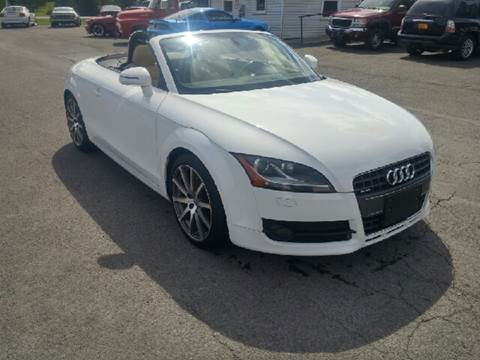 2010 Audi TT for sale at RS Motorsports, Inc. in Canandaigua NY