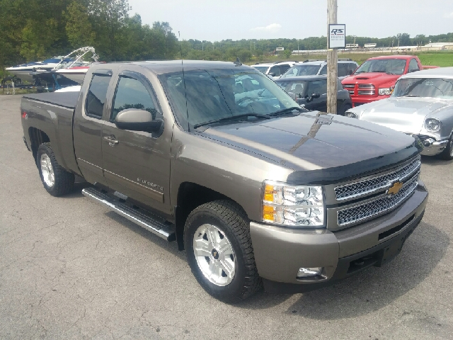 2012 Chevrolet Silverado 1500 for sale at RS Motorsports, Inc. in Canandaigua NY