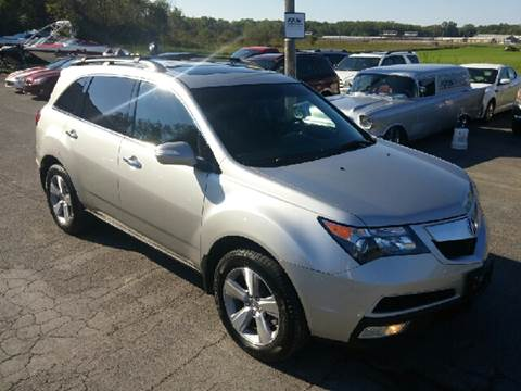 2011 Acura MDX for sale at RS Motorsports, Inc. in Canandaigua NY