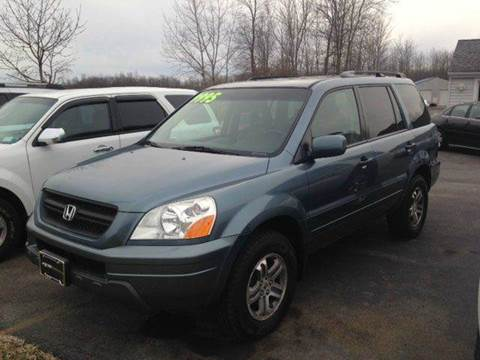 2005 Honda Pilot for sale at RS Motorsports, Inc. in Canandaigua NY