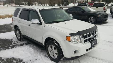 2010 Ford Escape for sale at RS Motorsports, Inc. in Canandaigua NY