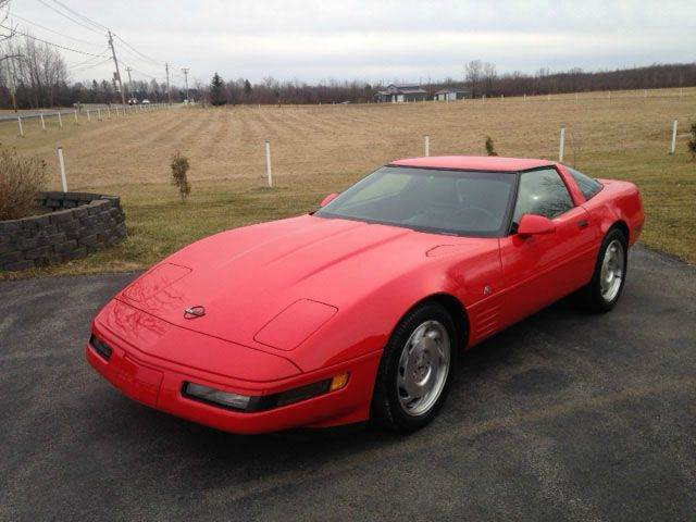 1993 Chevrolet Corvette for sale at RS Motorsports, Inc. in Canandaigua NY