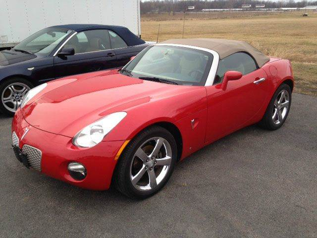 2007 Pontiac Solstice for sale at RS Motorsports, Inc. in Canandaigua NY