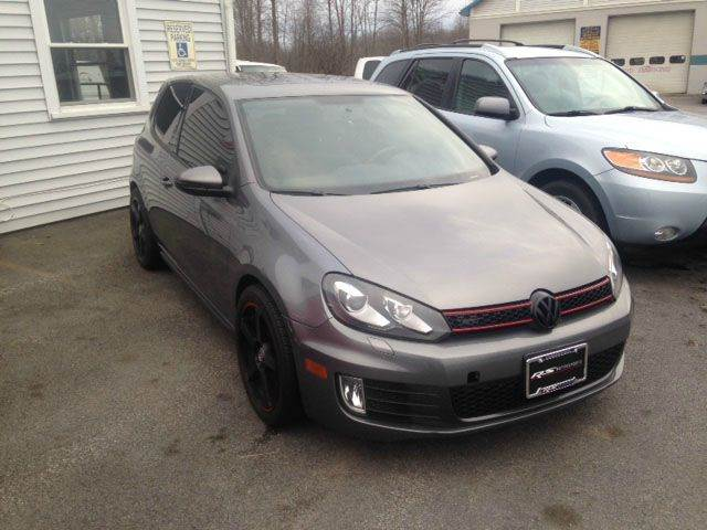 2011 Volkswagen GTI for sale at RS Motorsports, Inc. in Canandaigua NY