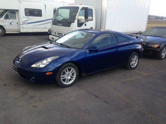 2000 Toyota Celica for sale at RS Motorsports, Inc. in Canandaigua NY