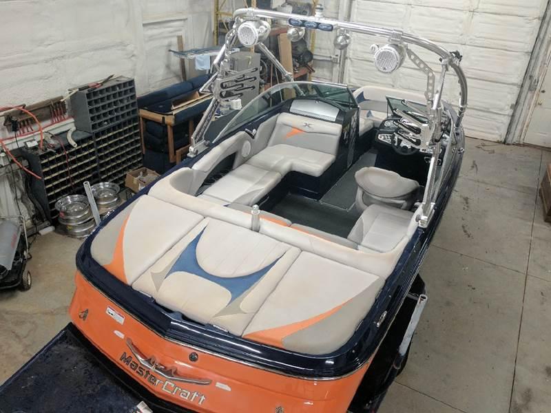 2007 Mastercraft X2 In Canandaigua NY - RS Motorsports Inc